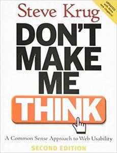 Don't Make me Think 2nd Edition Steve Krug Pdf