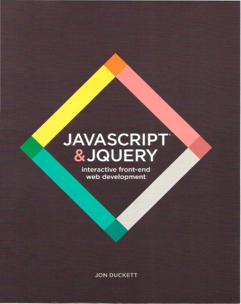 JavaScript and JQuery pdf