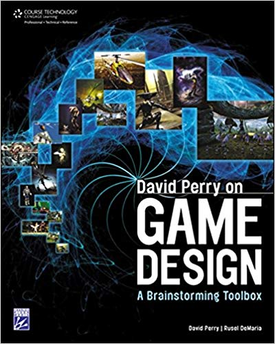 david perry game design