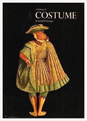 history of costume rachel