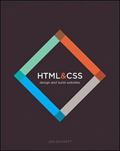 HTML & CSS: Design and Build Web Sites is a book written by Jon Duckett. The book talks about the different dynamics of HTML and CSS and how they can be used for effective web design. This book was published by John Wiley and sons and was released in the market for purchase in the December of 2011. This book is for everyone ranging from people who are just stepping into the field to those individuals who already know quite a bit about the field.
