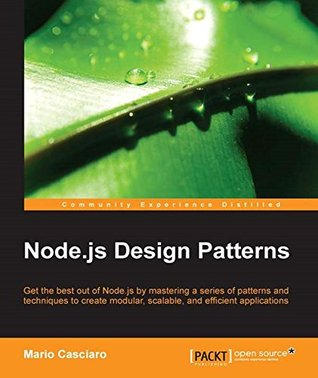 Node Js design pattern is a book written by Mario Casciaro. The book was published in 2016 and has been published by Packt Publishing. The book became very popular upon its release and it has revolutionized the way software design is done in companies now. The book talks about how to use the different components of Node.js and come with the most suitable applications. The author guides the reader on different patterns and modules. This is accomplished by introducing the reader to new features of Node.js.