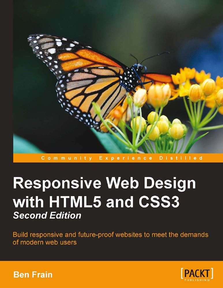 Responsive Web Design with HTML5 and CSS3 Pdf Free Download