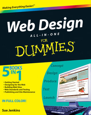 Web Design All in One for Dummies PDF 2nd Edition Free Download